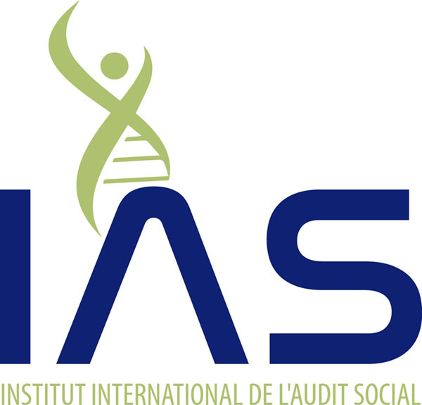 Institut International de l'Audit Social Logo